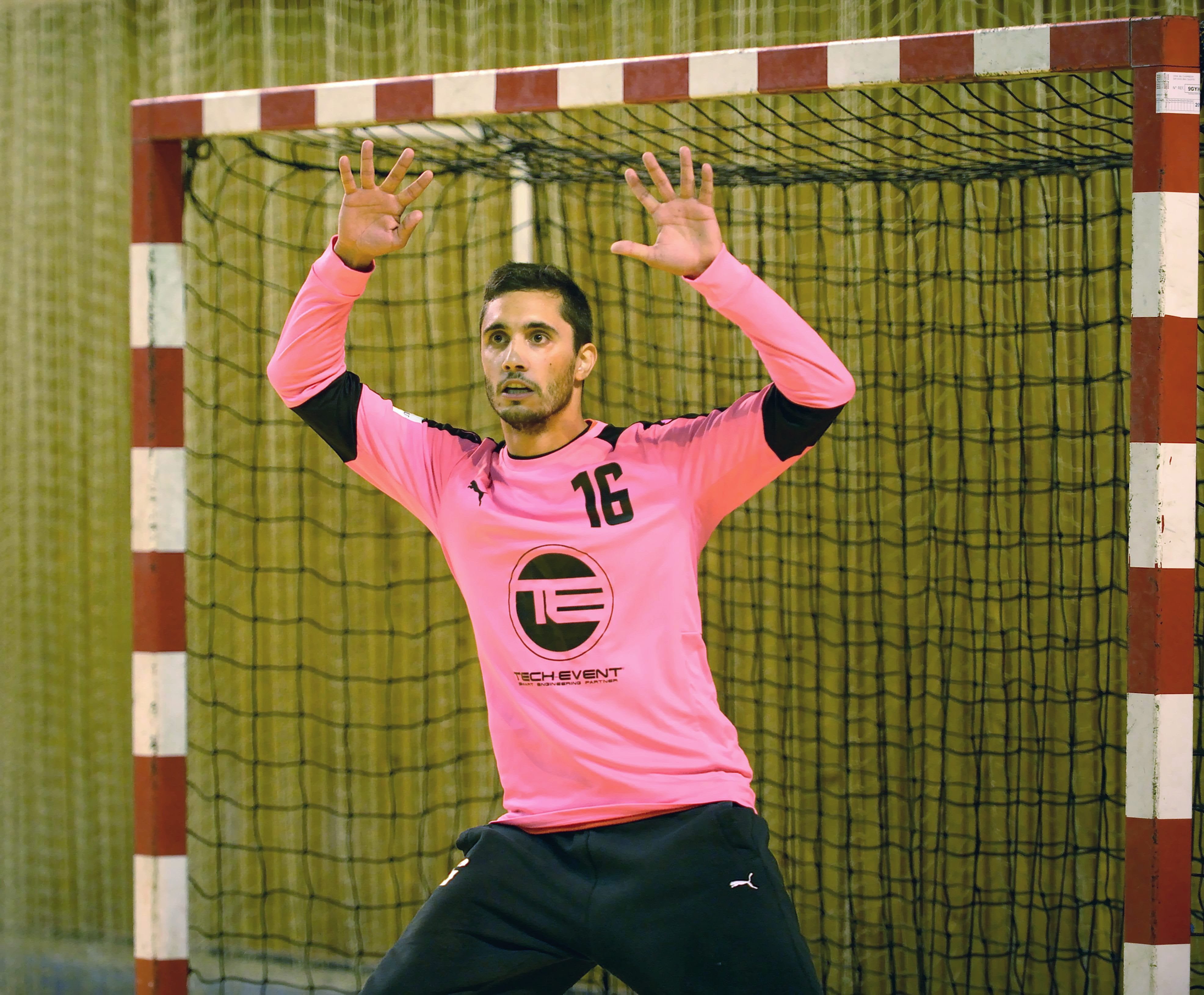 Joueur - Guillaume TOLLEREP - club Handball Torcy Handball Marne La Vallée  - Clubeo