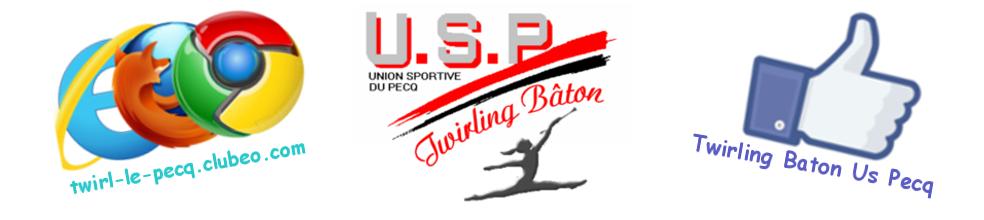Twirl Le Pecq : site officiel du club de twirling baton de Le Pecq - clubeo