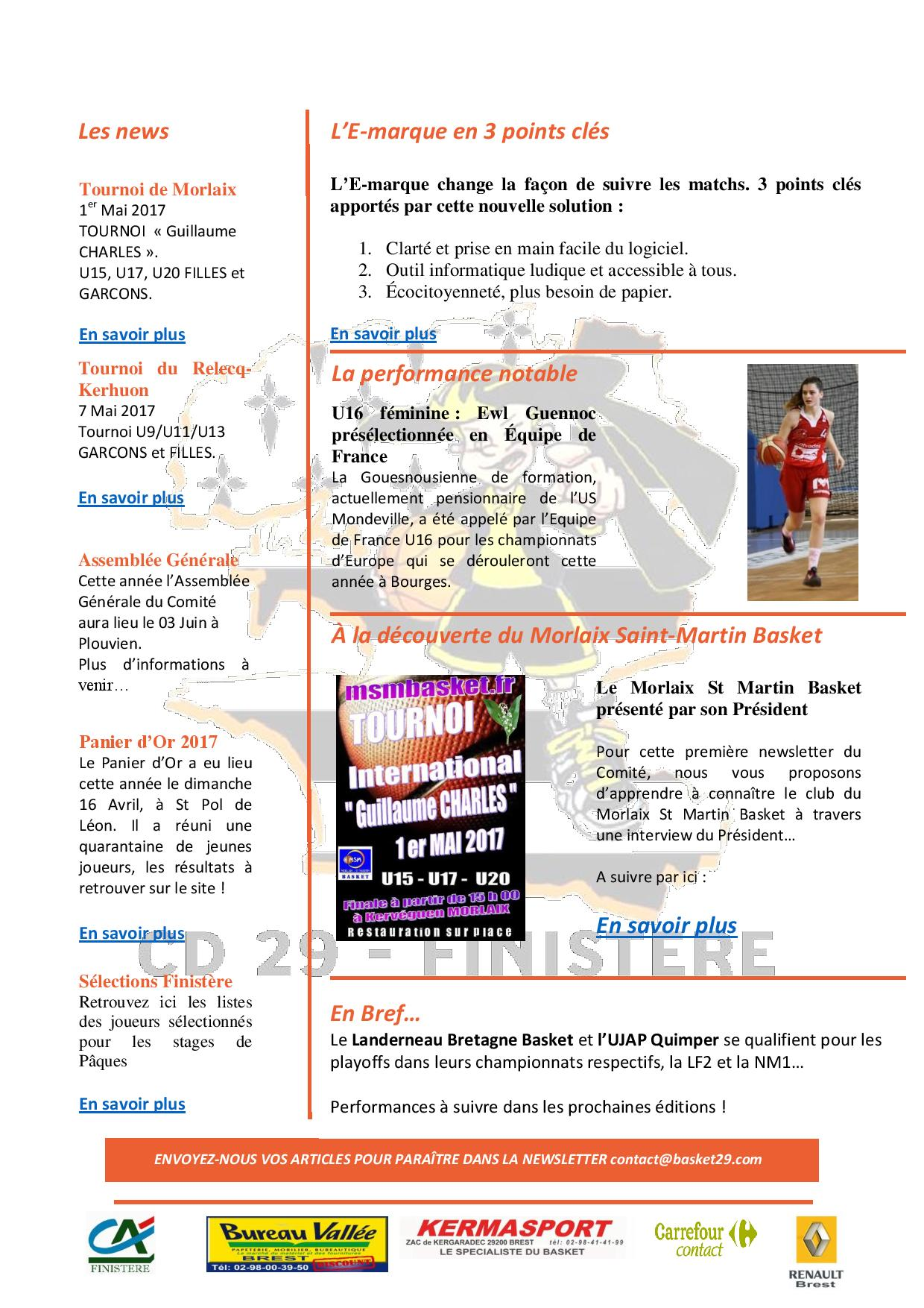 Newsletter CD 29 2/2