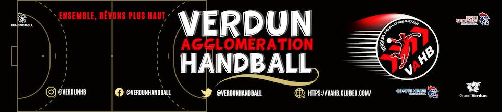 Verdun Agglomération Handball : site officiel du club de handball de Verdun - clubeo