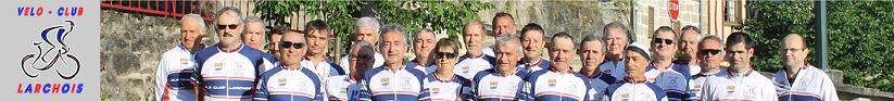 Vélo Club LARCHOIS : site officiel du club de cyclisme de LARCHE - clubeo