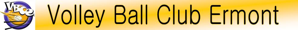 VBCE : site officiel du club de volley-ball de Ermont - clubeo