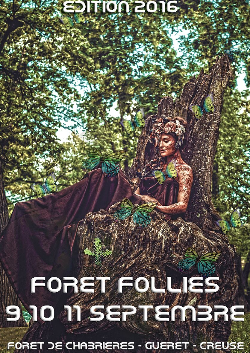 Forêt follies